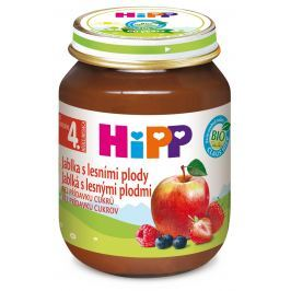 HiPP BIO Jablka s lesními plody
