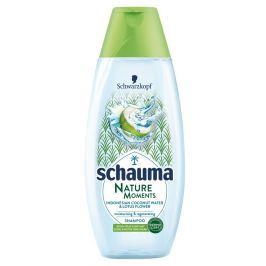 Schauma Nature Moments kokosová voda a lotosový květ šampon