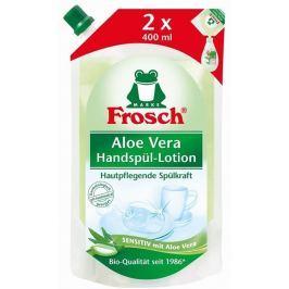 Frosch EKO Prostředek na ruční mytí nádobí Aloe vera – náhradní náplň