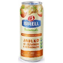 Birell Botanicals Jablko se zázvorem a heřmánkem plech