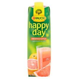 Rauch Happy Day růžový grapefruit s dužinou MILD