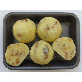 Láznička řeznický bramborový knedlík se škvarky
