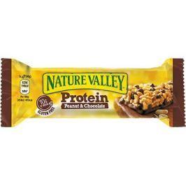 Nature Valley Protein Arašídy & Čokoláda