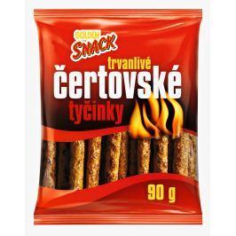 Golden snack Trvanlivé tyčinky čertovské