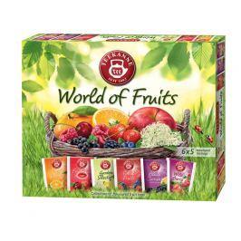Teekanne World of fruits kolekce čajů