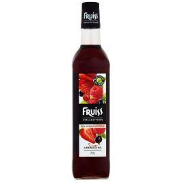Fruiss Collection Sirup s přídavkem ovocných šťáv s chutí grenadiny