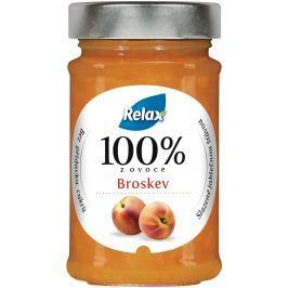 Relax 100% ovoce broskev
