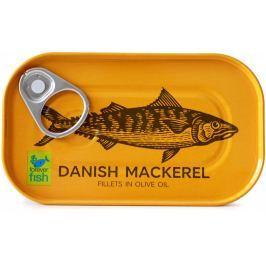 Marks & Spencer Filety makrely v olivovém oleji (26%)