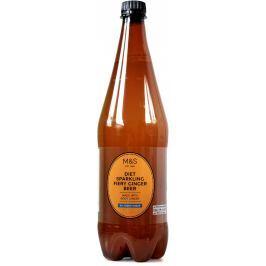 Marks & Spencer Ginger Beer - zázvorová limonáda