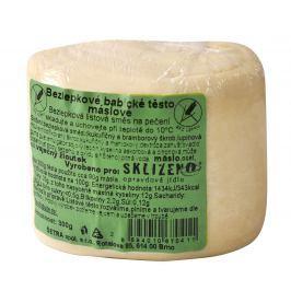 Babické těsto Bezlepkové listové těsto máslové