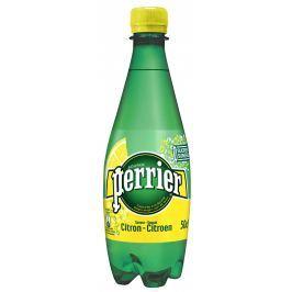 Perrier citronový (PET)