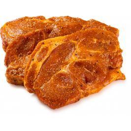 Gurmet Vepřová krkovice bez kosti v marinádě Texas