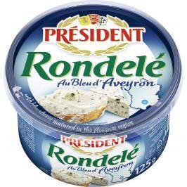 Président Rondelé Au Bleu d`Aveyron