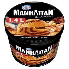 Nestlé Schöller Manhattan čokoláda, karamel a arašídy
