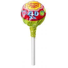 Chupa Chups lízátko se žvýkačkou XXL 4D