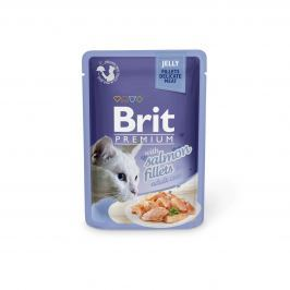 Brit Premium Cat Delicate Fillets in Jelly with Salmon