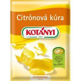 Kotányi Citronová kůra krájená