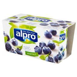 Alpro Fresh Sójová alternativa jogurtu borůvkový 2x125g