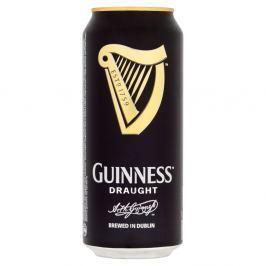 Guinness Stout Draught Pivo 4,2%, plech