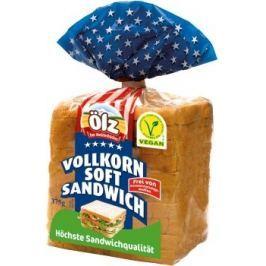 Ölz super soft sandwich celozrnný toustový chléb