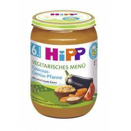 HiPP  BIO Kuskus se zeleninou - vegetariánské menu