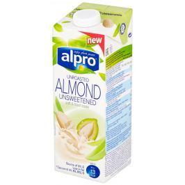 Alpro Mandlový nápoj neslazený nepražený