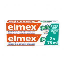Elmex Junior zubní pasta s aminfluoridem 6-12 let 2x75ml