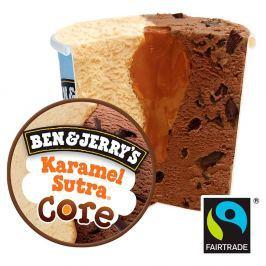 Ben&Jerry's Karamel Sutra Core zmrzlina