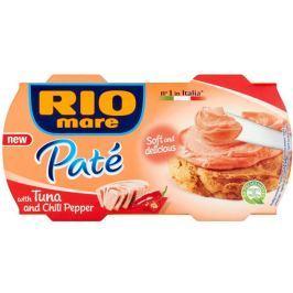 Rio Mare Paté tuňákový krém s chilli 2x84g