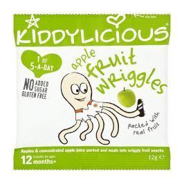 Kiddylicious Žížalky jablečné