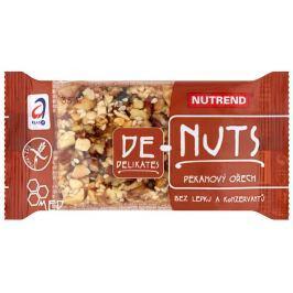Nutrend DeNuts Pekanový ořech med