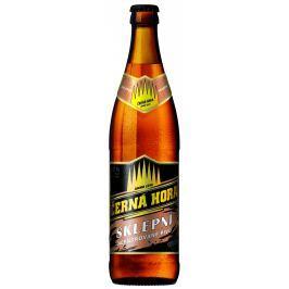 Černá Hora Sklepní světlé výčepní pivo nefiltrované