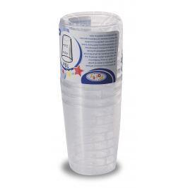 Plastový kelímek ''panák'' 2 cl/4cl, 10ks