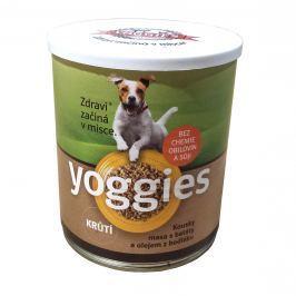 Yoggies s krůtím masem a batáty konzerva pro psy