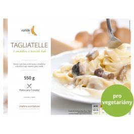 Restaurant Šubrt Tagliatelle s omáčkou z hub porce pro 1-2 osoby