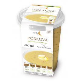 Restaurant Šubrt Pórková polévka se smetanou 2 porce
