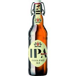 Bernard IPA svrchně kvašené světlé pivo