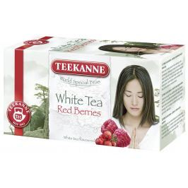 Teekanne čaj White Tea Red Berries