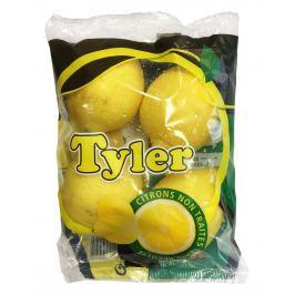 Citrony chemicky neošetřené, sáček 4ks