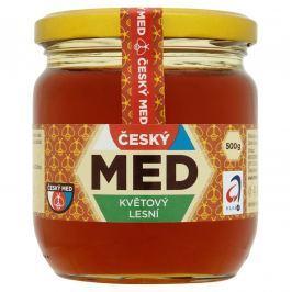 Medokomerc Český med květový lesní