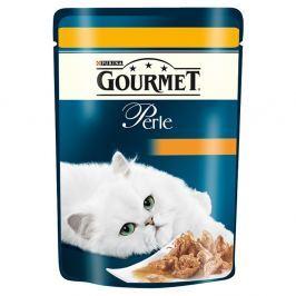 Gourmet Perle mini filetky ve šťávě s kuřetem 85g