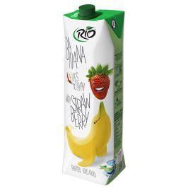 Rio Fusion Jahoda - Banán