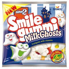 nimm2 Smilegummi Milk Ghosts