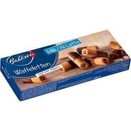 Bahlsen-Waffeletten - vafle s mléčnou čokoládou