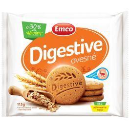Emco-Digestive Ovesné křehké sušenky