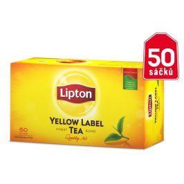 Lipton Yellow label tea 50 sáčků