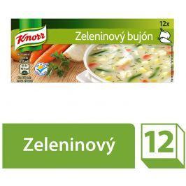 Knorr Bujón Zeleninový 6l (12x10g)