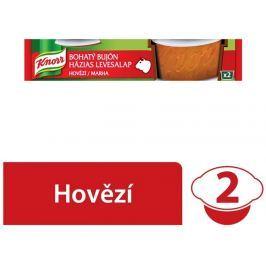 Knorr Bohatý Bujón hovězí 1l (2x28g)