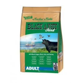 Black Angus Adult hovězí a kachní maso granule pro psy