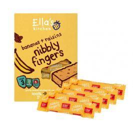 Ella's Kitchen Tyčinka - Banán a rozinky PACK 5ks